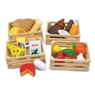wooden food groups melissa and doug