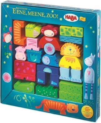 Haba Eenie Meenie Zoo Toy in Box