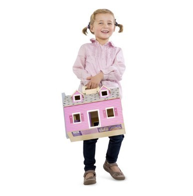 dollhouse fold and go