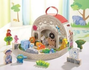 haba large playset at the zoo 7633