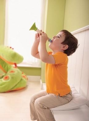 Haba Tou Flute/Trumpet