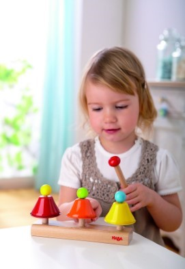 Haba Toy Bell Xylophone