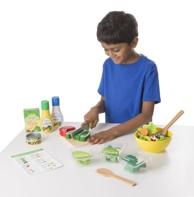 melissa and doug slice and toss salad set