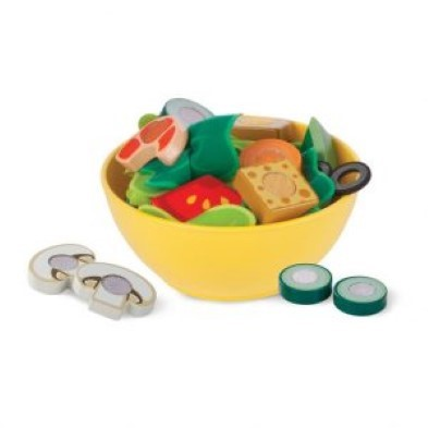 Melissa and Doug Slice & Toss Salad Set