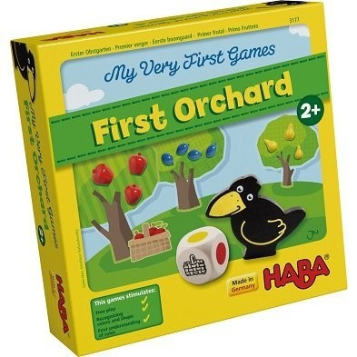 haba my first orchard my very first games