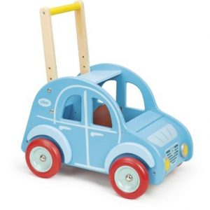 vilac 2cv wooden ride on
