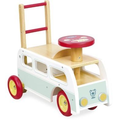 vilac toy bus