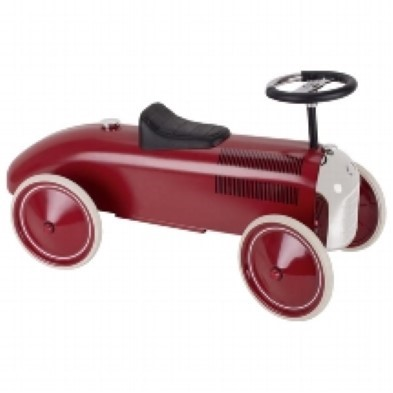 goki ride on racer red