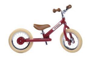 Trybike 2-In-1 Vintage – Red