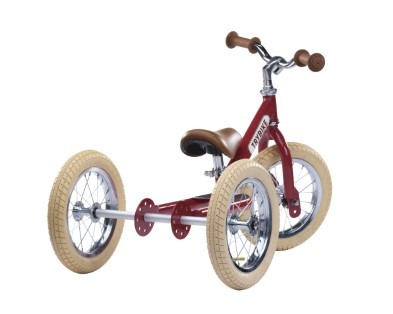 Tricycle For Kids Trybike 2 In 1 Vintage Tricycle For Children
