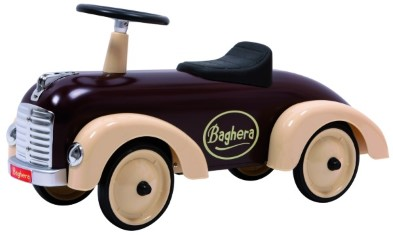 884 Baghera Speedster Chocolate Ride on Car 004