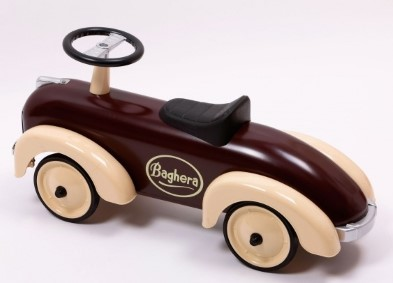 884 Baghera Speedster Chocolate Ride on Car 003