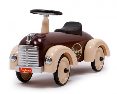 Baghera Speedster Chocolate Ride on Car