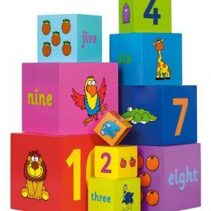 Tidlo Rainbow Cubes