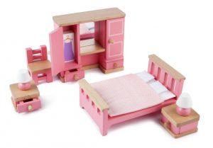 T-0221Tidlo Bedroom Dolls House Furniture 001