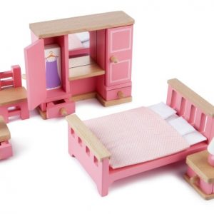 Tidlo Bedroom Dolls House Furniture