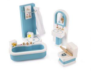 T-0222 Tidlo Bathroom Dolls House Furniture 001