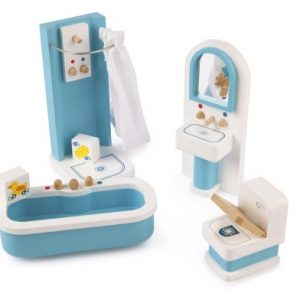 Tidlo Bathroom Dolls House Furniture