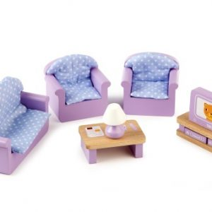 T-0225  Tidlo Living Room Dolls House Furniture 001