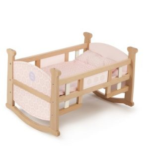Tidlo 2 in 1 Dolls Cradle