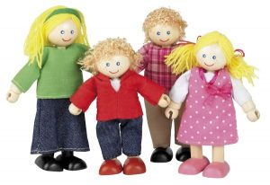 T-0126 Tidlo Doll Family 001