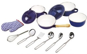 Tidlo Kitchenware Set