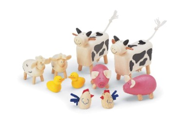 Tidlo Oldfield Farm animals