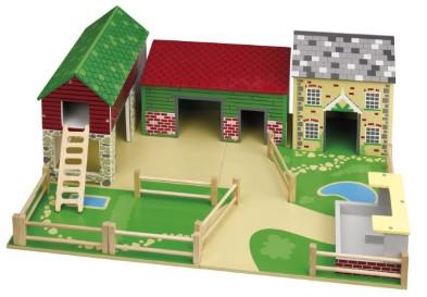 xxT-COFS Tidlo Oldfield Farm in complete set 001