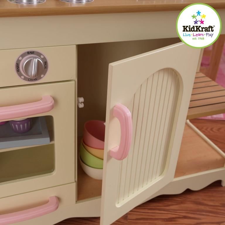ZZKK53151 Kidkraft Prairie Kitchen 002