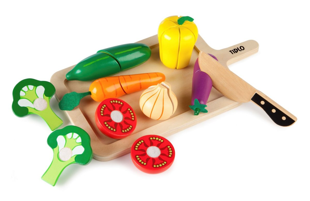T-0215 Tidlo Cutting Vegetables Set 001