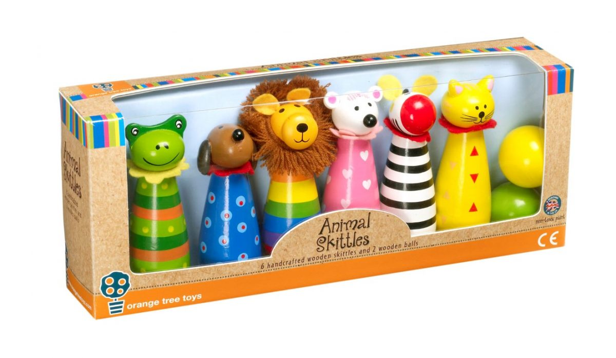 YGS5198 Orange Tree Toys Animal Skittles 002