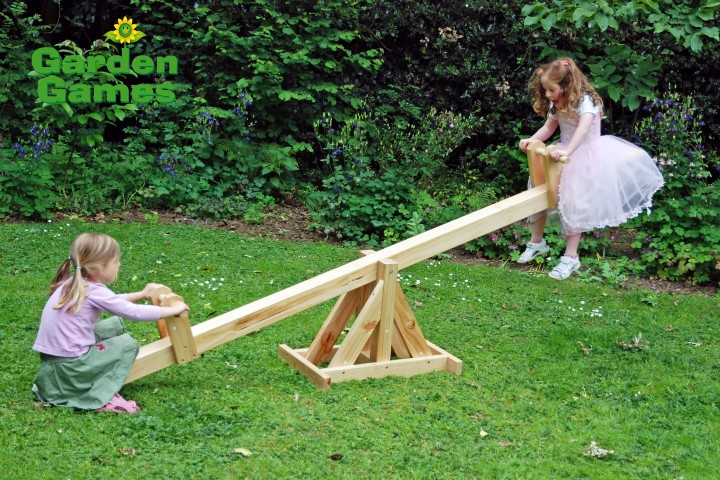 ZZGGATJE110 Wooden See-Saw 002