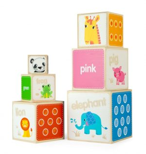 T-0053 Tidlo Animal Stacking Cubes 001