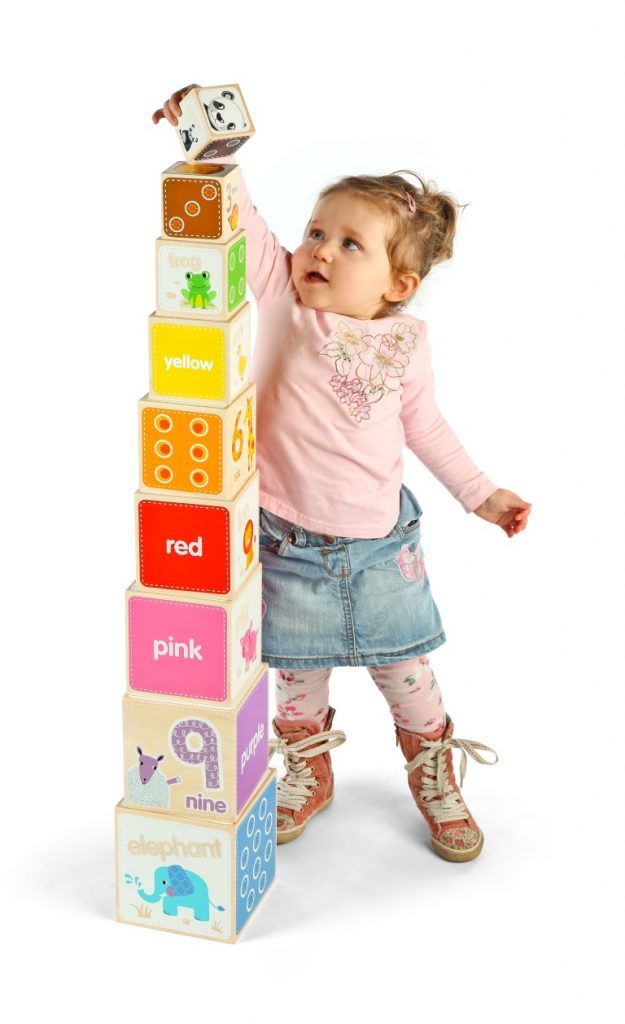 T-0053 Tidlo Animal Stacking Cubes 005