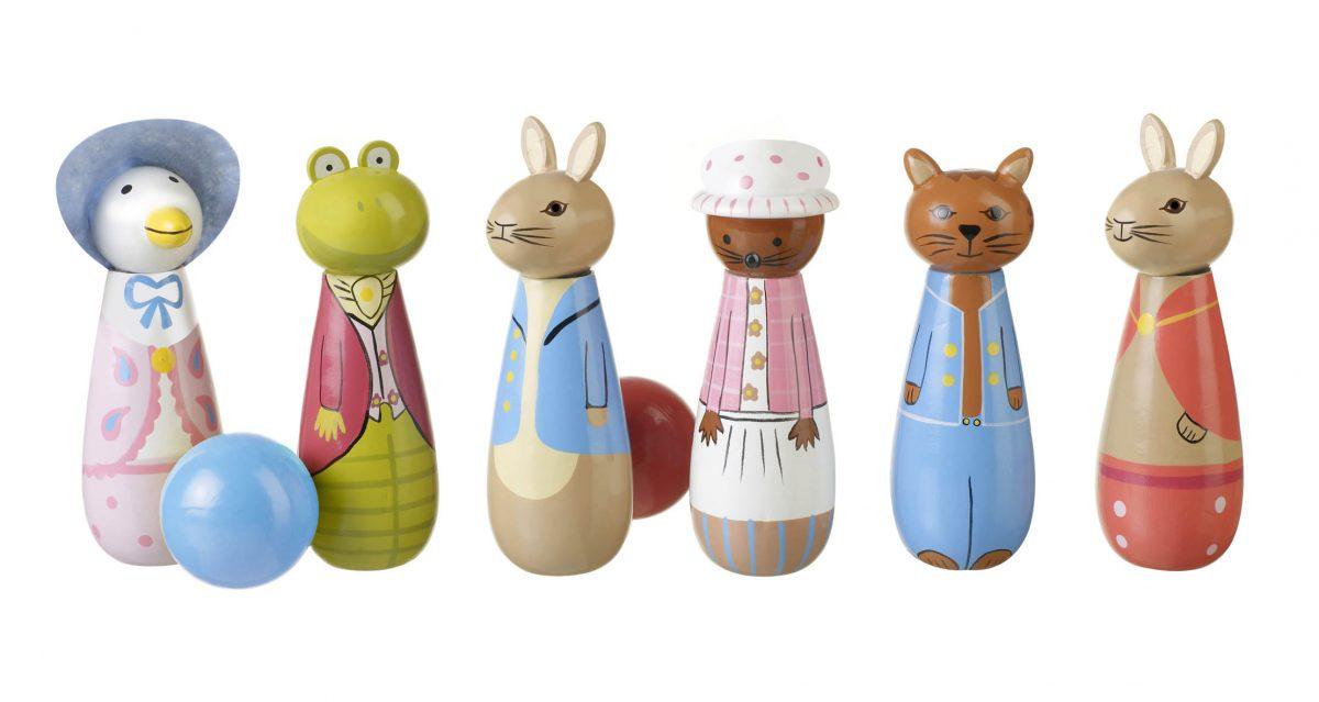 RY1136 Orange Tree Toys Peter Rabbit Skittles 001