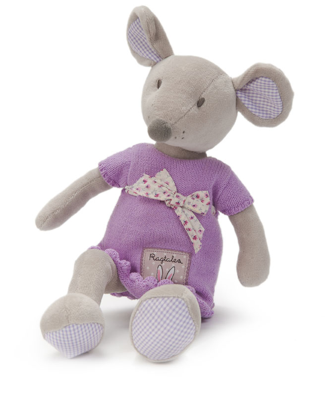 RT30 7Ragtales Lily Grey Mouse 005