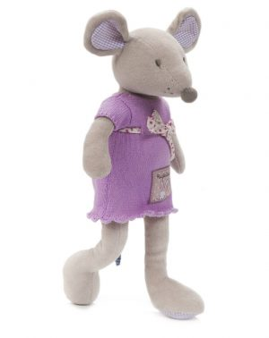 Ragtales Lily Grey Mouse