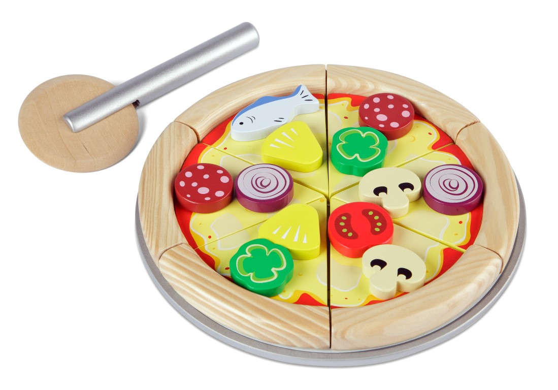 T-0105 Tidlo Pizza Set 005