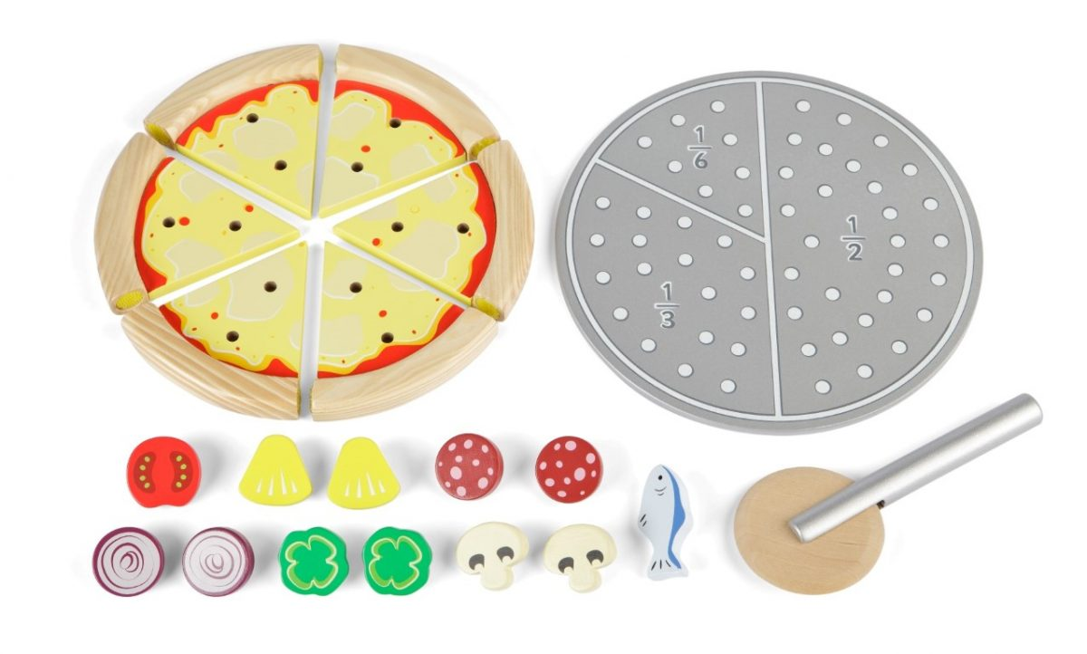 T-0105 Tidlo Pizza Set 004