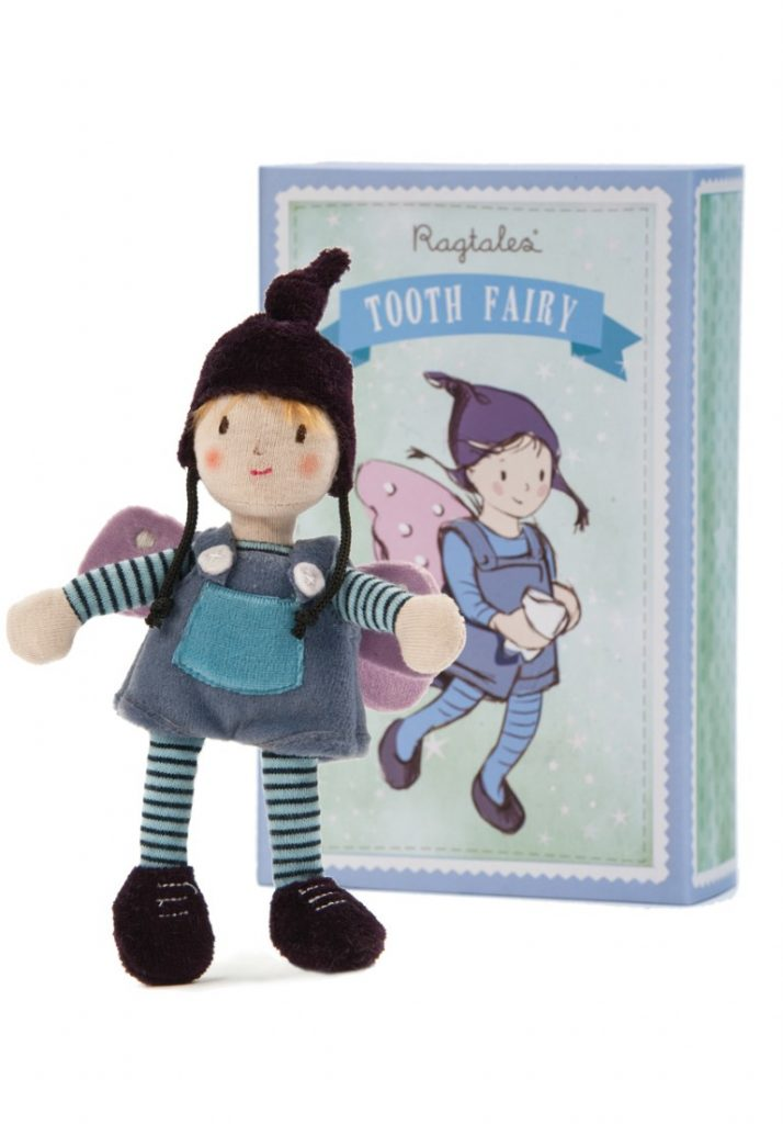 RT203 Ragtales Tooth Fairy Doll Boy 001