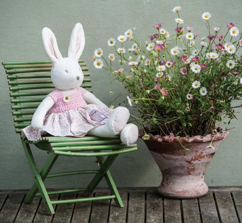 RT305 Ragtales Fifi Rabbit 004