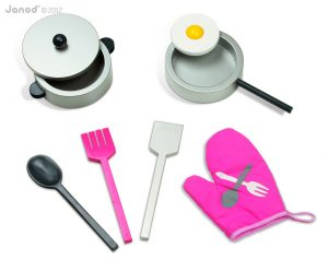 Janod Mademoiselle Maxi Cooker Pink