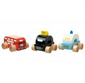 WG376 Orange Tree set of 3 London Vehicles 001