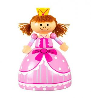 Orange Tree Toys Princess Money Box