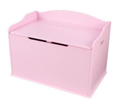 ZZ14957 KIdKraft Pink Toy Box 003