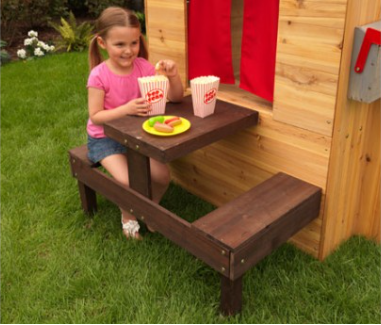 ZZKK-00182  KidKraft Modern Outdoor Wooden Playhouse 005