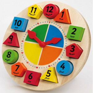 Sorting & Teaching Clock