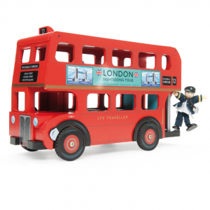 London Bus with Driver by Le Toy Van