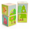 PL007 Little Leaf Wooden Blocks by Le Toy Van 001