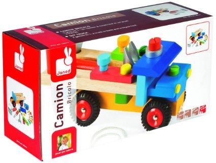 J05022 Janod Brico Kids DIY Truck  001